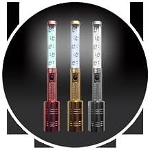LED STROBE BATON TOPPER Bottle Service Sparkler for Vip Nightclubs Led Sparklers Bottle Baton -Rose Casing-