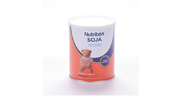 NUTRIBEN Nutriben Soja Bote 400G 400 g: Amazon.es: Salud y ...