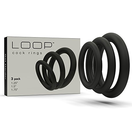 Lynk-Pleasure-Products-Super-Soft-Erection-Enhancing-Cock-Ring-3-Pack-100-Medical-Grade-Pure-Silicone-Penis-Ring-Set-for-Extra-Stimulation-for-Him-Bigger-Harder-Longer-Penis