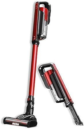 CZDZSWHHH Aspirador sin Cable Ligera Inalámbrico Aspiradora 2 En 1 Limpiador De Vacío Portátil Inalámbrico De Luz LED con Colgar De La Pared 16000Pa: Amazon.es: Hogar