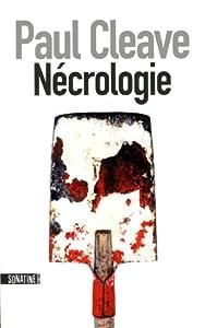vignette de 'Nécrologie (Paul Cleave)'