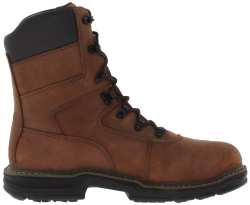 Boot Men's Wolverine Brown W02164 Marauder qpx6t