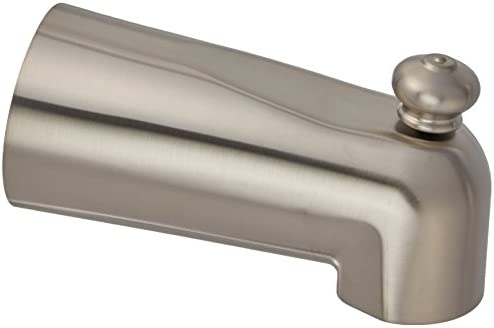 Delta Faucet RP41591SS Tub Spout for Pull-Up Diverter, Stainless