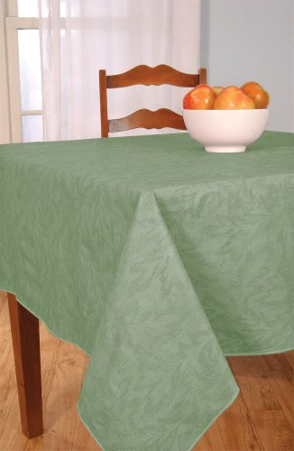 flannel backed vinyl tablecloth sonoma damask print flannel backed vinyl tablecloth 52x70 7226