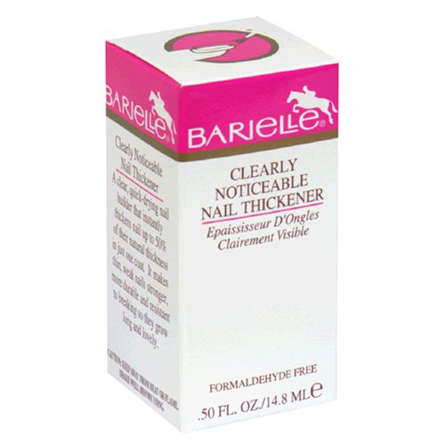 Barielle Clearly Noticeable Nail Thickener 14.8 ml Fisk Industries Inc. 1070