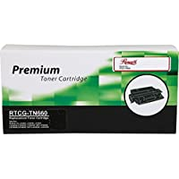 Rosewill RTCG-TN660 Replacement Toner Cartridge for Brother Printers (Black)