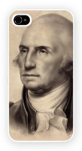 George Washington American President iPhone, iPhone 5C, cellulaire cas coque de téléphone cas, couverture de téléphone portable