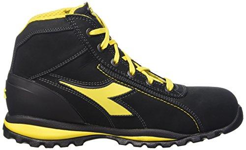 Diadora Glove Ii High S3 Hro, Zapatos de Trabajo Unisex Adulto Negro (Nero)