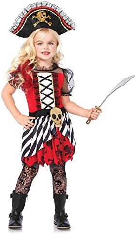 Leg Avenue Children's Rogue Pirate Costume