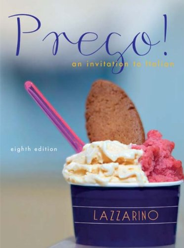 Download Prego! An Invitation to Italian Pdf