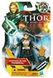mighty thor action figure - Thor: The Mighty Avenger Action Figure #08 Harpoon Blade Fandral 3.75 Inch