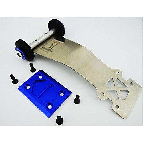 Hot Racing STE13306 Stainless Steel Wheelie Bar - Electric Stampede -