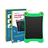 NEWYES 8.5 Inch LCD Writing Tablet Updated Colorful Frog Pad Children Electronic Doodle Board Jot Digital E-Writer Kids Scribble Toy with Lock Function Pink