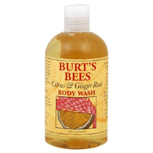 Burts Bees Body Wash  Citrus   Ginger Root  12 Oz  By Burts Bees  Inc