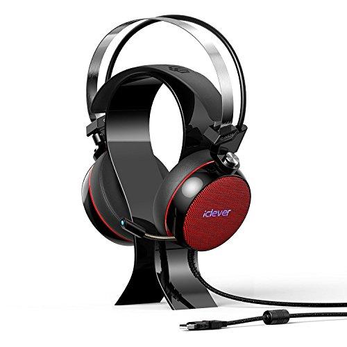 iClever Surround Headphones Noise canceling Vibration