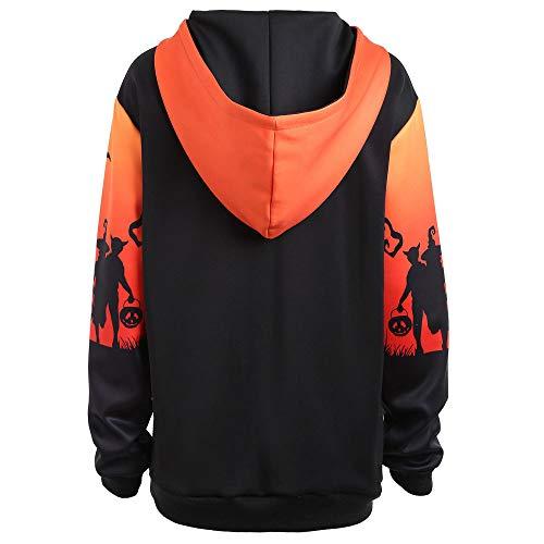 Unisex Sweatshirt cappuccio con Felpe Felpa BYSTE Modalit Uomo BxqYYO