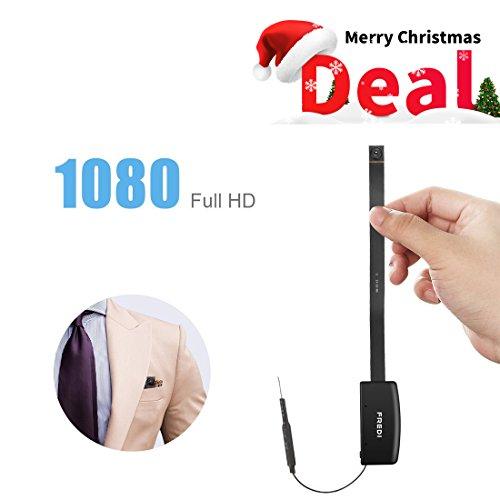 FREDI WIFI Camera, Mini Wireless Small Camera 1080P Nanny Camera with Motion Detection for Home Office