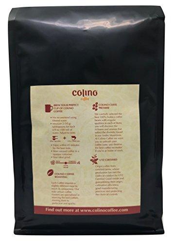 Buy tasting coffee grounds