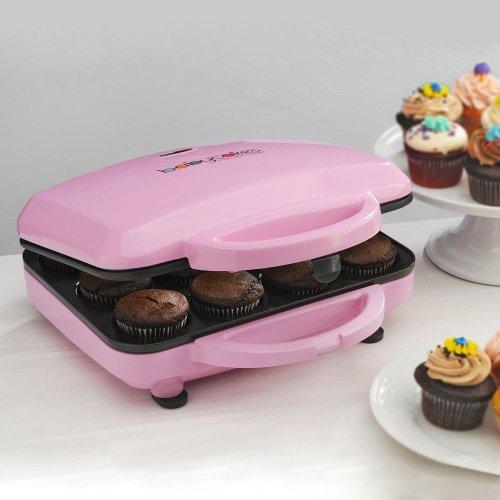 deluxe babycakes nonstick coated cupcake