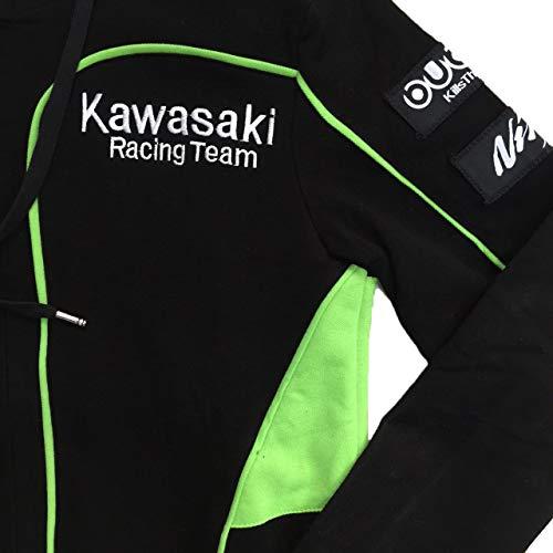 YXSM Kawasaki Suéter Suéter De La Motocicleta Traje De Carreras ...