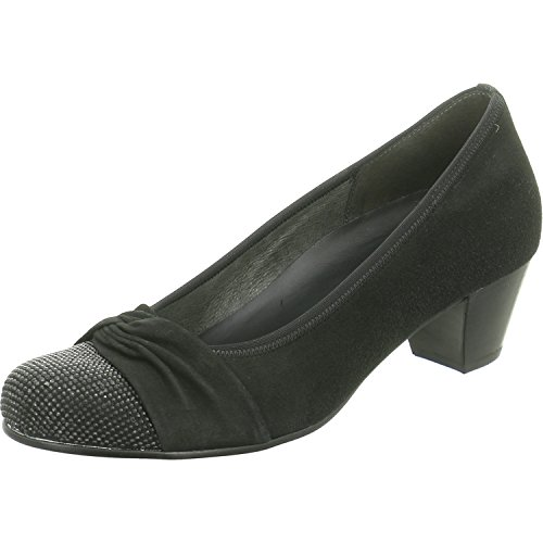 Gabor Women's 76.153.47 Court Shoes Black MCKWgaXC37