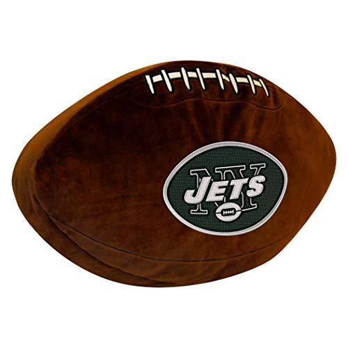 NFL New York Jets 3D Sports Pillow