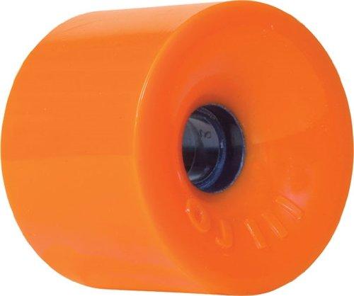 Juice Thunder - OJ Wheels III Thunder Juice 78a 75mm Neon Orange Wheels (Set Of 4)