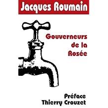 Gouverneurs de la Rosée (Roman)