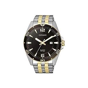 Citizen Analog Black Dial Men's Watch-BI5059-50E