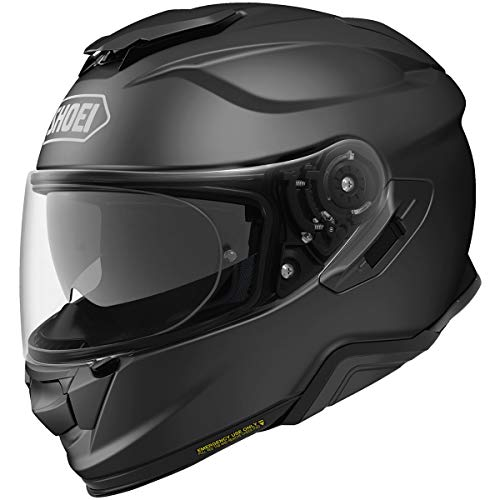 Shoei GT-Air 2 Solid Street Motorcycle Helmet - Matte Black/Small