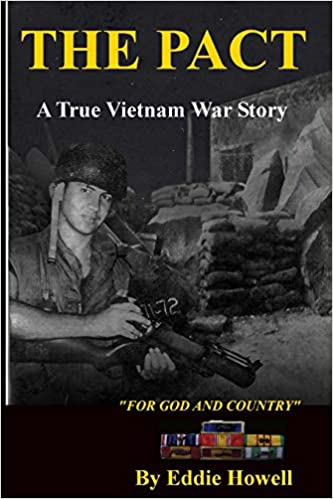 Amazon Com The Pact For God And Country 9781727884739 Howell Mr Eddie Books