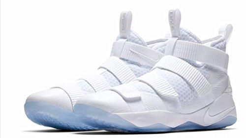 Nike Lebron Soldier Xi Mens Scarpe Da Basket (9)