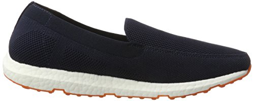 Swims Breeze Leap Knit, Mocassini Uomo Blau (Navy/Orange)