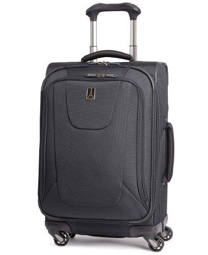 Travelpro maxlite3 International Exp. Carry-on Spinner (One Size, Ebony)