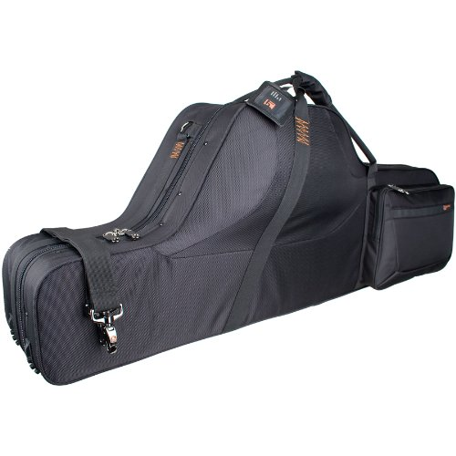 Protec Baritone Saxophone (Fits Low A & Bb) Contoured PRO PAC Case, Model ()