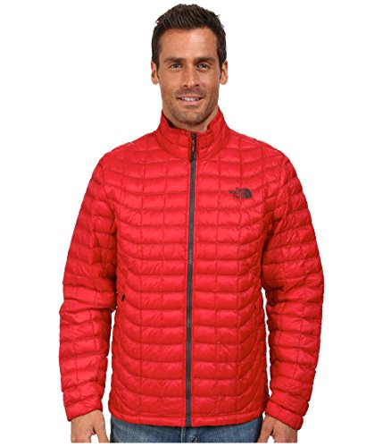 The North Face Men's Thermoball Full Zip Jacket, TNF Red 2XL