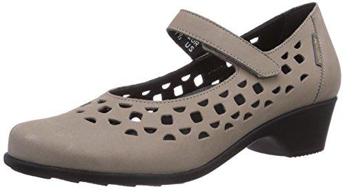 Mephisto Women's Court Shoes Grey RWDh0UZj