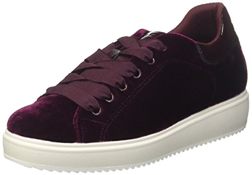Rosso Damen velluto Si amp;Co IGI 8770300 Low top H48vXqzw