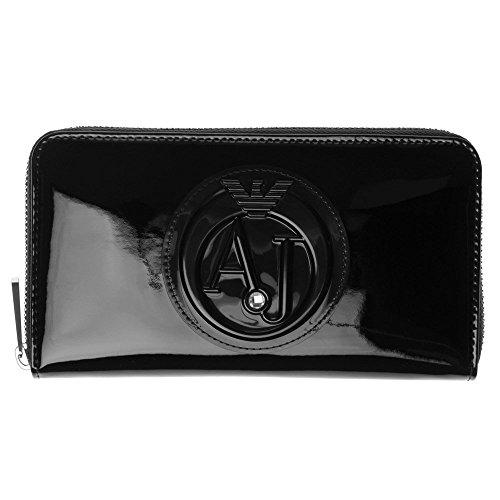 Armani Jeans 05V32 RJ 12 wallet black by ARMANI JEANS