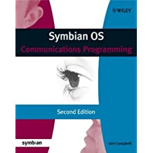 Symbian OS Communications Programming (Symbian Press) by Dale Self (2007-07-13)