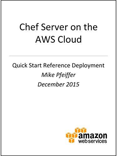 Chef Server on AWS (AWS Quick Start)