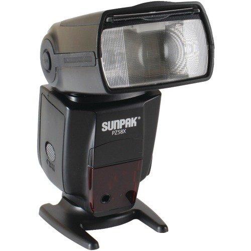 SUNPAK PZ58XN Pz58x Flash for Nikon DSLR