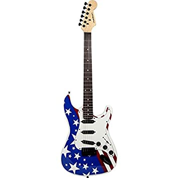 MADISON MADISON-STEG-USA GUITARRA ELECTRICA USA: Amazon.es: Instrumentos musicales