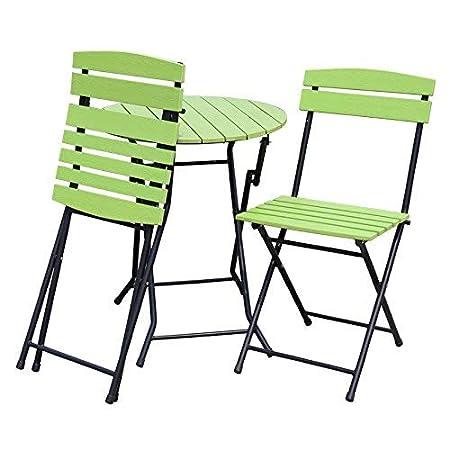 Tavoli E Sedie Da Giardino In Ferro.Bjyg Tavoli Pieghevoli E Sedie Da Esterno Set Tavoli Pieghevoli Da