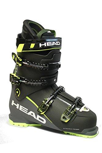 HEAD Skischuhe schwarz/gelb