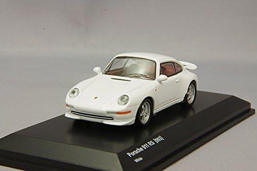 京商 1/64 ポルシェ 911 RS 993 ホワイト KS07048A8 完成品