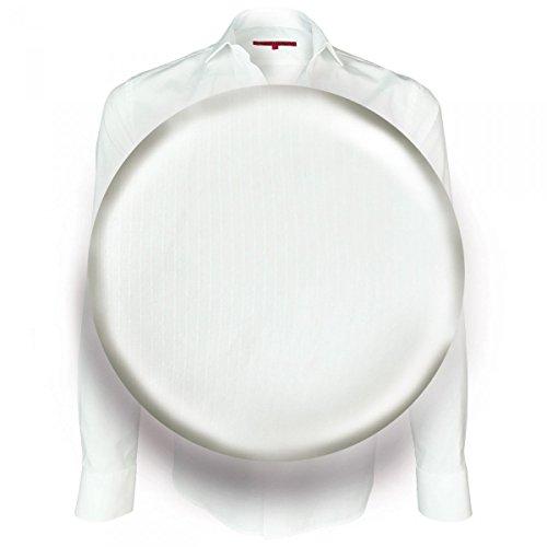 Andrew Mc Seven Armure Allister Blanc Chemise Tissu xPx4Awfq