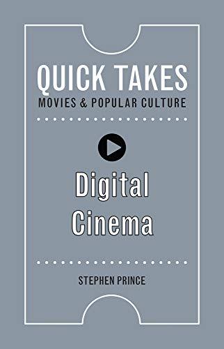 Digital Cinema Media - Digital Cinema (Quick Takes: Movies and Popular Culture)