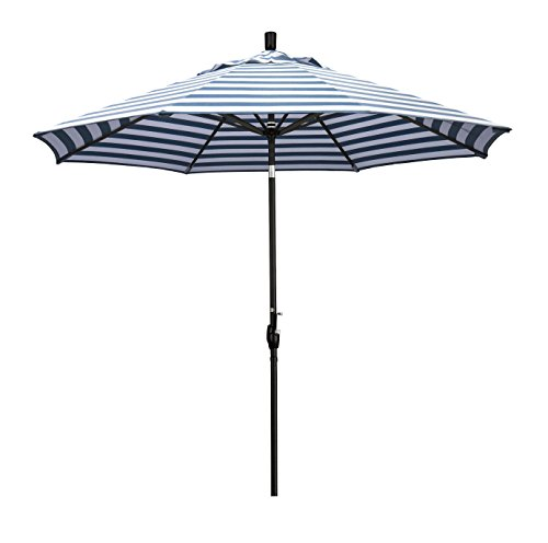 Umbrella Eclipse White Black Cover - 3