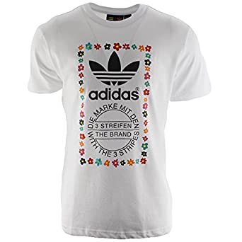Pharrell Williams Adidas Uomini Gli Originali Graphic Tee Ao3006 A